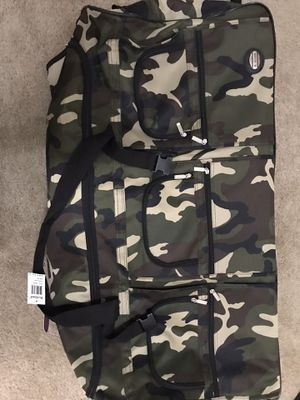 Duffle bag -New for Sale in Irving, TX