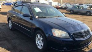 2006 Nissan Altima 2.5s 130k miles runs and drives!!! for Sale in Oxon Hill, MD