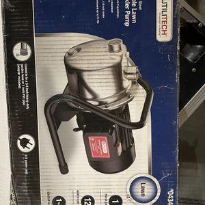 Portable lawn sprinkler pump for Sale in Las Vegas, NV