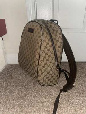 Gucci traveling backpack for Sale in Littleton, CO