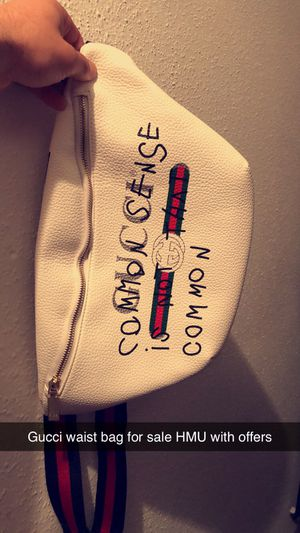 Gucci waist bag for Sale in Houston, TX