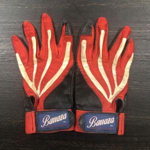 Barraza Baseball Batting Gloves for Sale in Tamarac, FL
