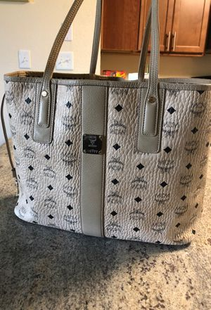 New/Used MCM tote bag $600 NAME YOUR PRICE for Sale in Phoenix, AZ