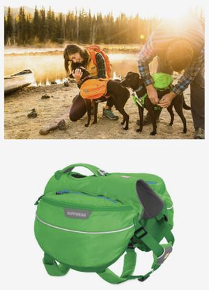 APPROACH™ DOG BACKPACK full-day hiking for Sale in Moreno Valley, CA