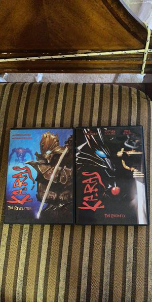 KARAS ~ DvDs for Sale in Puyallup, WA