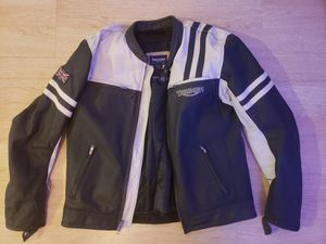 Triumph Leather Motorcycle Jacket size 44/54 for Sale in Lakeside, CA