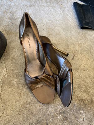 BCBG PEEP TOE HEEL for Sale in Brandon, MS