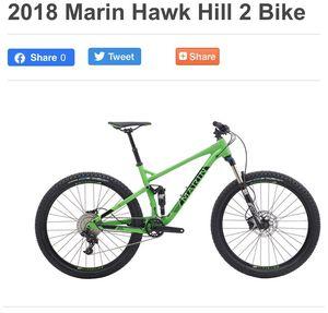 Marine Hawk Hill Bike Series 3 / Mountain bike for Sale in Vista, CA
