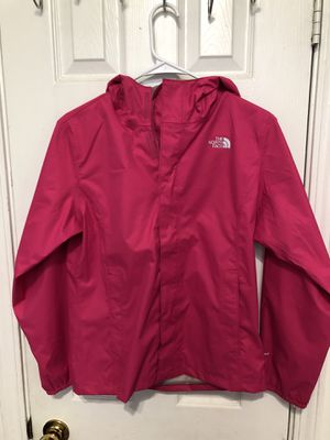 north face woman's resolve jacket large for Sale in Sugar Hill, GA
