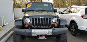 2009 Jeep Wrangler Sahara for Sale in Temple Hills, MD