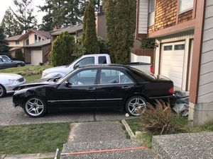 Mercedes AMG parts W210 for Sale in Kent, WA