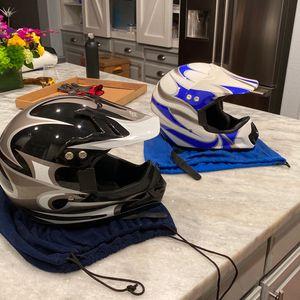 Dirtbike helmet for Sale in Byron, CA