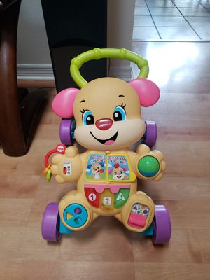 Baby push toy/walker like NEW for Sale in Tampa, FL