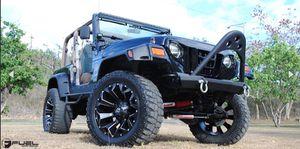 Wheels/tires/ lift for Sale in Doral, FL