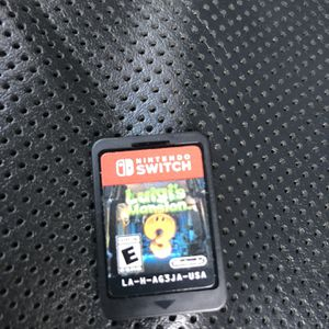 Luigis Mansion Nintendo Switch for Sale in Loma Linda, CA