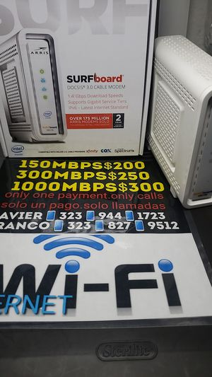 modem wifi for Sale in Los Angeles, CA