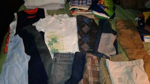 Huge lot 42 items boys size 7/8 name brands for Sale in West Palm Beach, FL