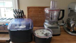 Kitchen Aid MASSIVE food processor for Sale in Lincoln, NE