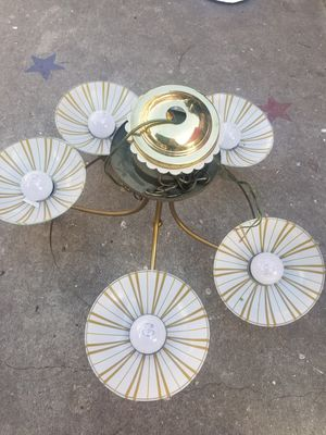 Beautiful antique Chandelier Lighting for Sale in Los Angeles, CA