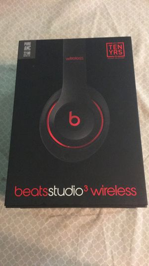 Beats Studio 3 Wireless Headphones for Sale in Austin, TX