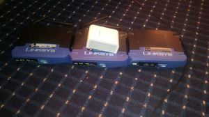 Linksyas and netagear power line adapter for Sale in Cleveland, OH
