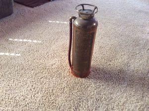 Antique fire extinguisher for Sale in Manhattan Beach, CA