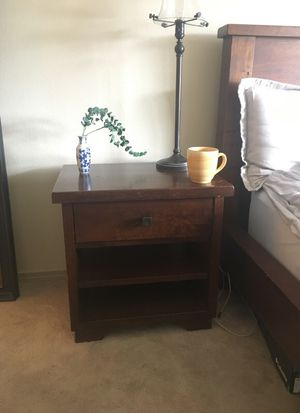 Bedside Table 2 Pottery Barn for Sale in Seattle, WA