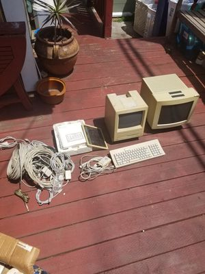 Macintosh se computer for Sale in Long Beach, CA