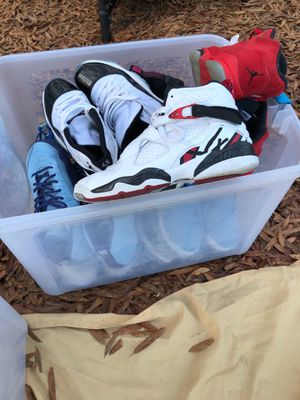 Size 7 Nike's Jordan's for Sale in Durham, NC