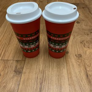 Starbucks Reusable Cups for Sale in Colorado Springs, CO