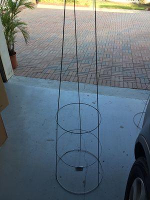 "Galvanized Tomato Cage 42"" for Sale in Zephyrhills, FL"