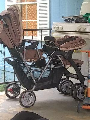 Dual stroller for Sale in Cartersville, GA