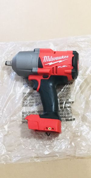 Milwaukee M18 FUEL Brushless 1/2 in. Impact Wrench with Friction Ring for Sale in Norwalk, CA