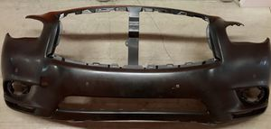 2014-2015 Infiniti QX60 - Front Bumper Cover, Primed - w/o Premium Pkg, With Fog Light Holes, With Parking Aid Sensor Holes for Sale in Los Angeles, CA