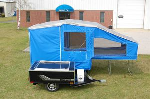 Camp tent trailer for Sale in Phoenix, AZ