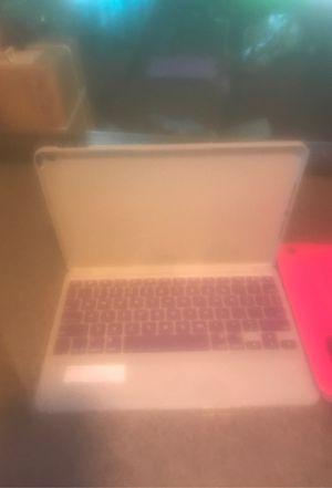 Tablet keyboard and case for Sale in Visalia, CA