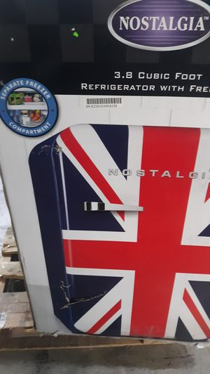 Refrigerator and freezer for Sale in Stanley, NC