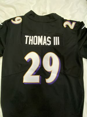 Large NFL Baltimore Ravens Jersey 29 Earl Thomas for Sale in Gambrills, MD