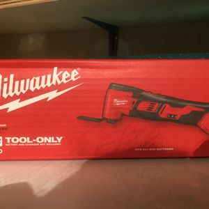M18 18-Volt Lithium-Ion Cordless Oscillating Multi-Tool (Tool-Only) for Sale in Milwaukie, OR