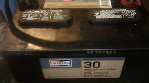 Champion Auto Battery for Sale in Los Angeles, CA