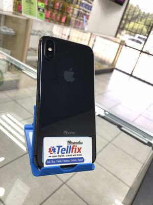iPhone X 64GB- Unlocked- Like New ✔️ for Sale in Tampa, FL