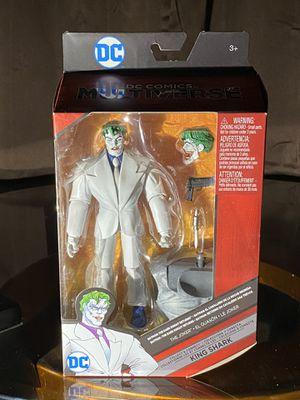 DC Comics Multiverse - King Shark / The Joker - New for Sale in Baldwin Park, CA