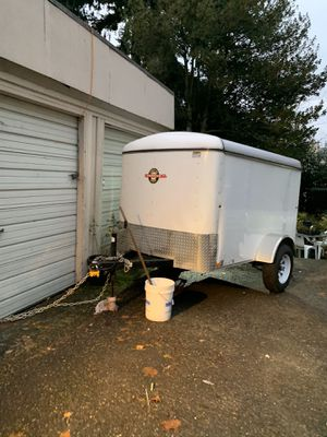 2017 carry on cargo trailer for Sale in Tacoma, WA