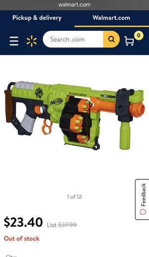 Doominator nerf gun for Sale in Salinas, CA
