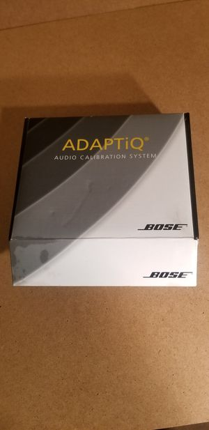 Bose Adaptiq audio calibration sytem for Sale in Murfreesboro, TN