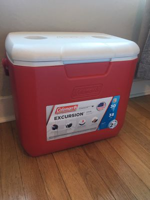 Brand New - Coleman Excursion 30 Quart Cooler for Sale in Seattle, WA