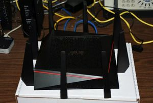 Asus AC5300 gaming router for Sale in West McLean, VA