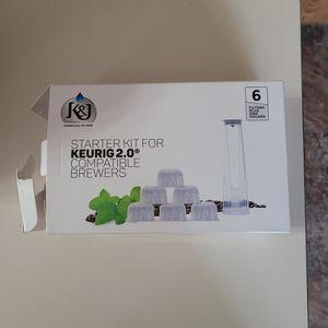 Starter Kit For KEURIG2.0 for Sale in Vancouver, WA