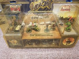 Wiz kids collectable miniatures games for Sale in Riverside, CA