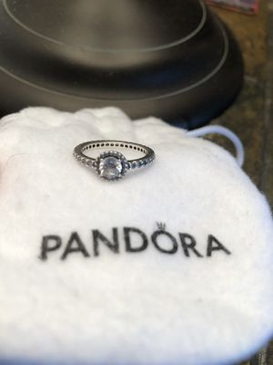 Pandora Halo ring for Sale in Goose Creek, SC